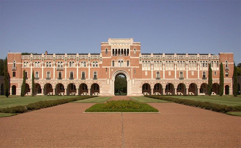 Lovett Hall Rice University